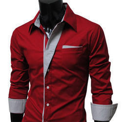 b136e7a4 Mens Designer Shirt, Gents Designer Shirt, पुरुषों की ...