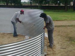 DWS Tanks Installation Service