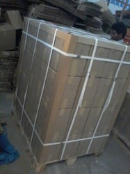 Moisture Proof Pallets packing, Box Capacity: 501-1000 Kg