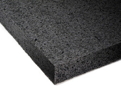 Charcoal Firm Foam Sheet
