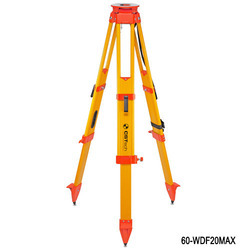 Heavy Duty Wood Fiberglass Tripod