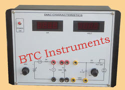 Diac Charaterstic Apparatus