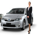 Corporate Fleet Management Services