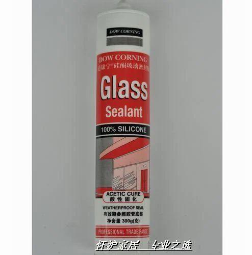 Silicone Glass Sealant Woman Sex