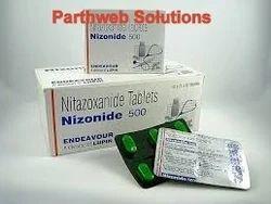 Nizonide (Nitazoxanide Tablets)