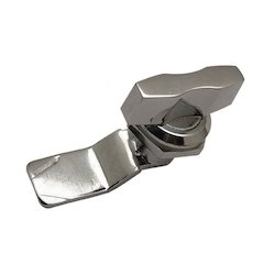 Panel Lock Wing, for Commercial, Chrome
