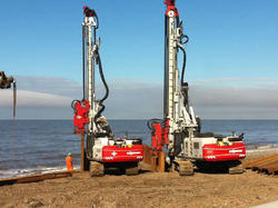 Junttan Piling Rig Machine Repair Services