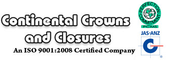 Continental Crowns And Closures