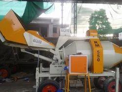 RM-550 Concrete Mixer