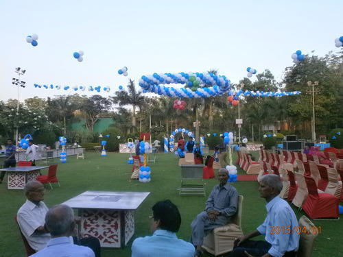 Balloon Decoration Birthday Party Planner in Raja Park Jaipur