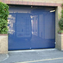 Automatic Sliding Rolling Shutter