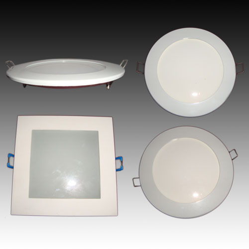 Led down lights ceiling lights led down lights and ceiling lights manufacturer from bengaluru - Lights used in false ceiling ...