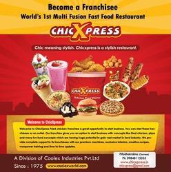 Chic Burger in chicxpress franchise