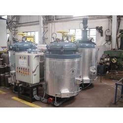 Vacuum Resin Varnish Impregnation Plant