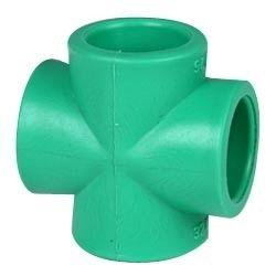 Plastic PPR Cross Tee