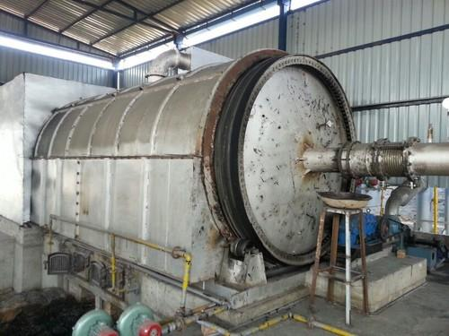 7th Generation Pyrolysis Plant 12 ton - Keshav Enterprise, Ahmedabad