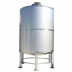 WES Water Steel Storage Tank, Steel Grade: Ss, Capacity: 500-1000 L