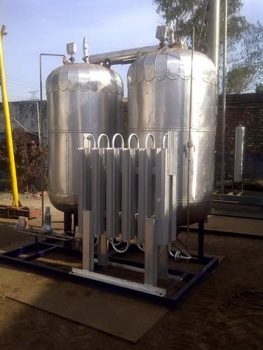 Portable Liquid Co2 Tanks