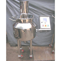 Stainless Steel Tank with Stirrer