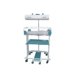 Upper Surface Photo Therapy Unit With Trolley (deluxe)