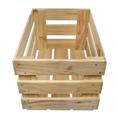 open wooden crate box at rs 403 unit s लकड क