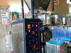 Double Head Form Fill Weigh Packing Machine