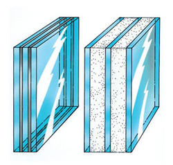 Heat resistant glass windows