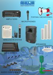 Public Address System