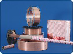 Copper Coated Welding Wires