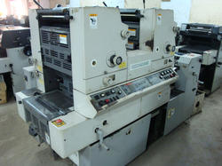 Hamada H-234 Two Color Offset Printing Machines