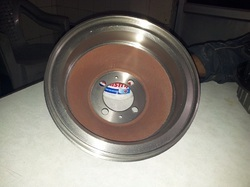 Brake Drum For Bajaj R-E