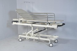 Hydraulic Emergency Recovery Trolley