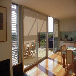 own PVC Roller Blinds, For multiple
