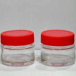 Mini Glass Jar