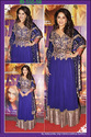 Bollywood Stylish Party Wear Anarkali Salwar Kameez