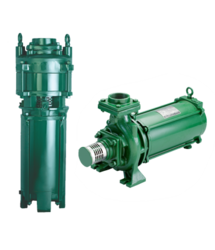 Open Well Submersible Pump Set