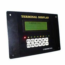 ASCII Terminal Display System