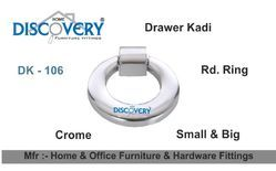 Round Drawer Pull Kadi