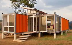 Beach House Container
