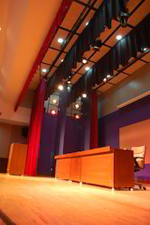 Multipurpose Auditorium Lighting
