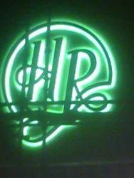Company Logo Signage