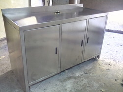 TGPE Stainless Steel Work Table