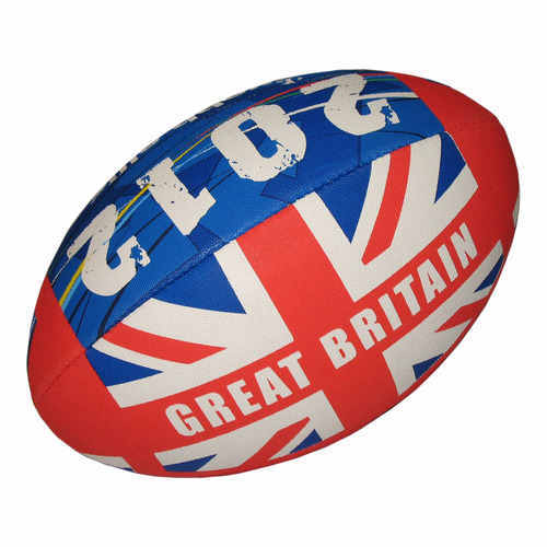Rugby Ball Customized