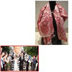 Jacquard Scarves for Occasion
