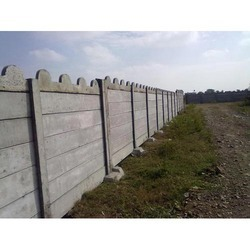 Concrete Folding Compound Walls