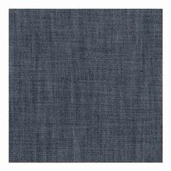 Saxon Grey Plain Weave Cotton Denim Fabric