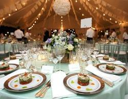 Wedding Dinner Table Catering Services