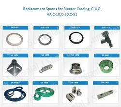 Replacement Spares for Carding