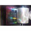 Rainbow Hologram Overlays ID Card Printers