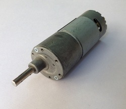 RS 37-Geared Motor